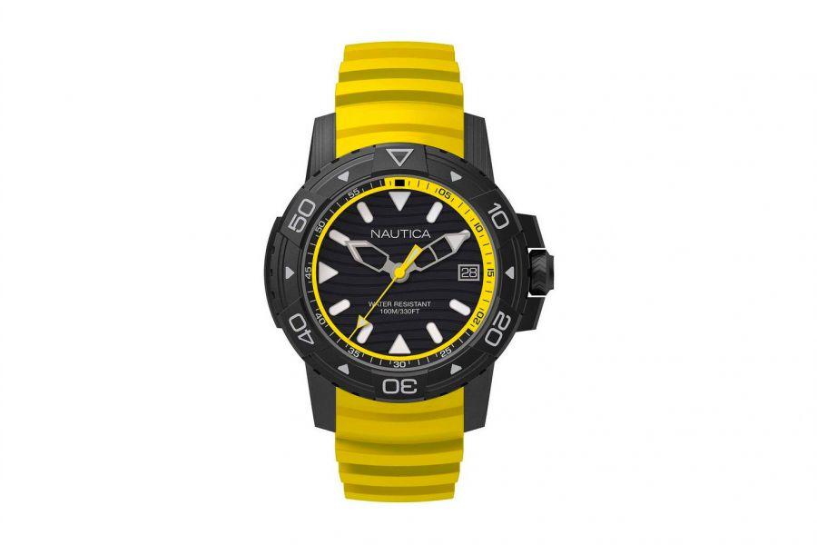 NAUTICA NAPEGT004 Heren Horloge 45MM 10ATM
