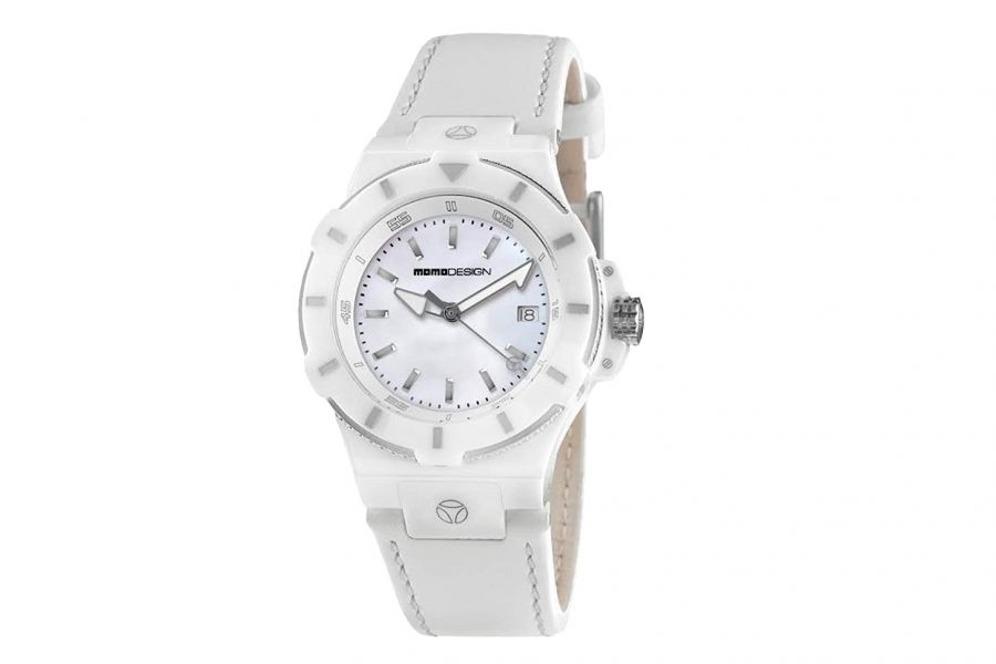 MOMO Design Tempest Lady MD2104WT-12 Dames 37 mm WR 100mt