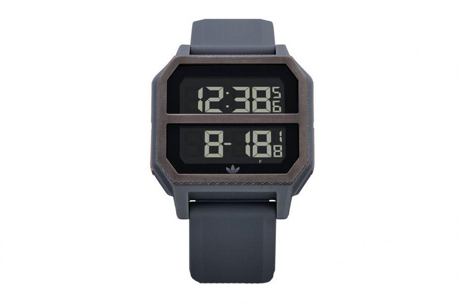 ADIDAS Z16632-00 Horloge 42mm 5ATM