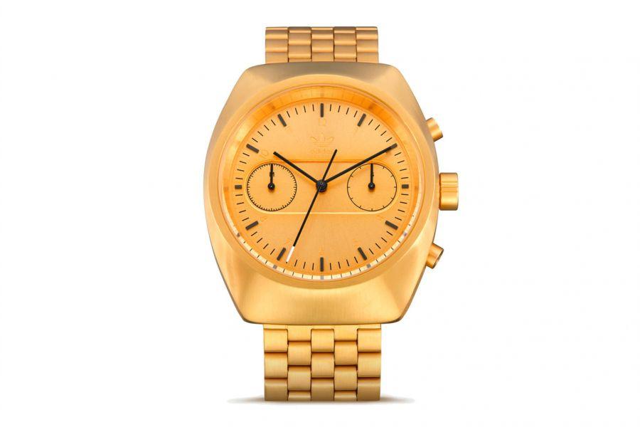 ADIDAS Z18502-00 Horloge 40mm 5ATM