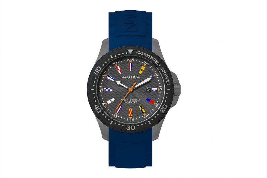 Nautica NAPJBC008 Heren Horloge 44mm 10 ATM