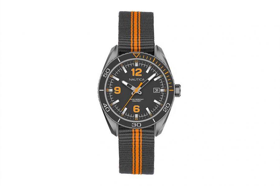 Nautica NAPKBN008 Heren Horloge 46mm 10 ATM