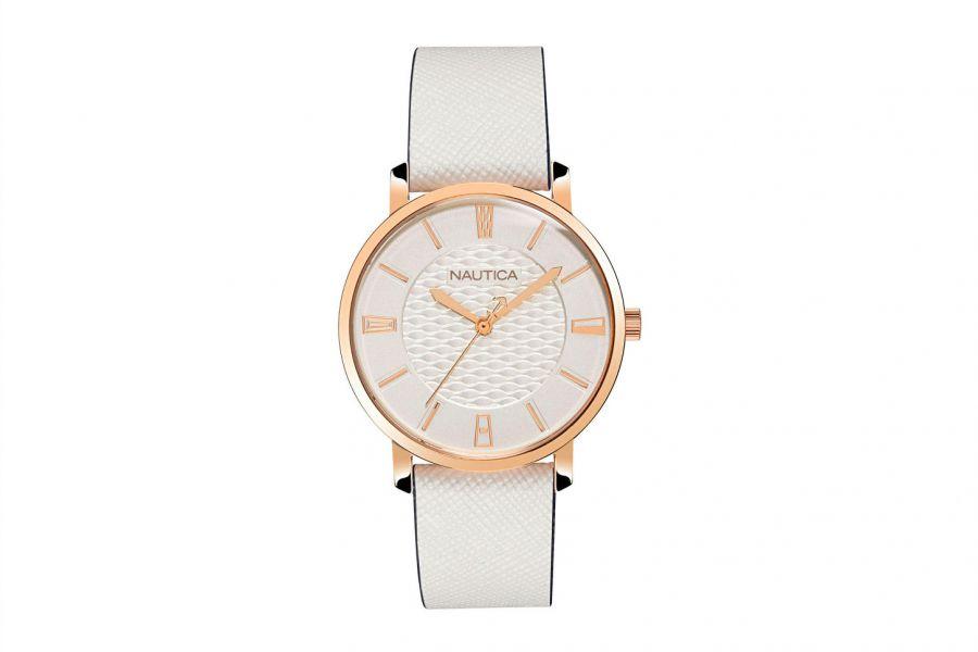 Nautica NAPCGP906 Dames Horloge 36mm 5 ATM