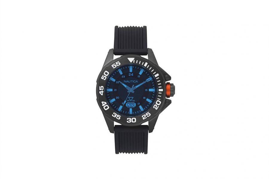 Nautica NAPWSV005 Heren Horloge 44mm 10 ATM