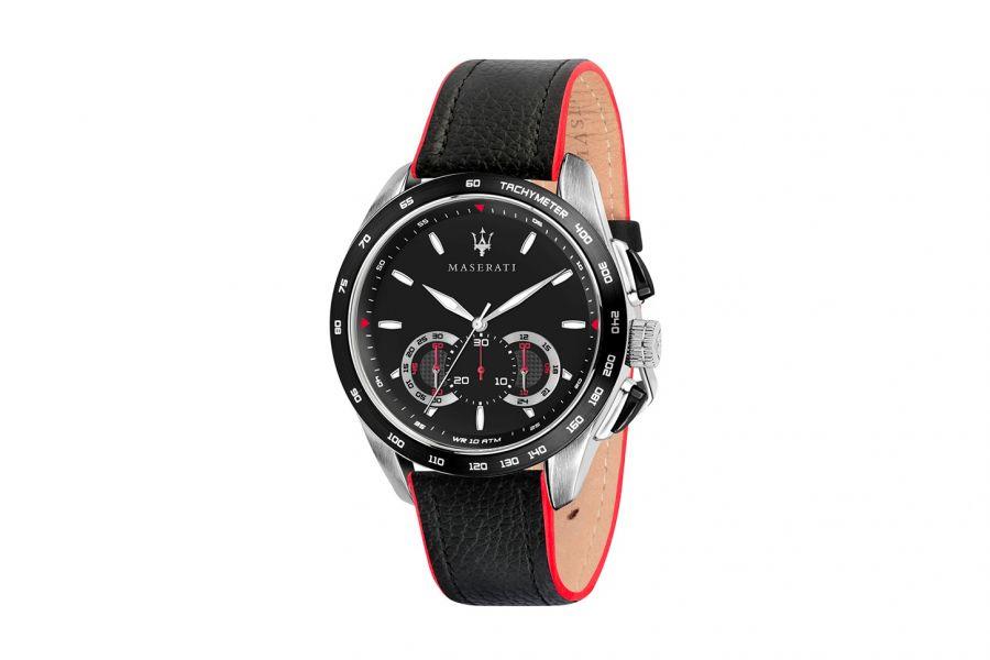 Maserati R8871612028 Heren Horloge 45mm 10ATM