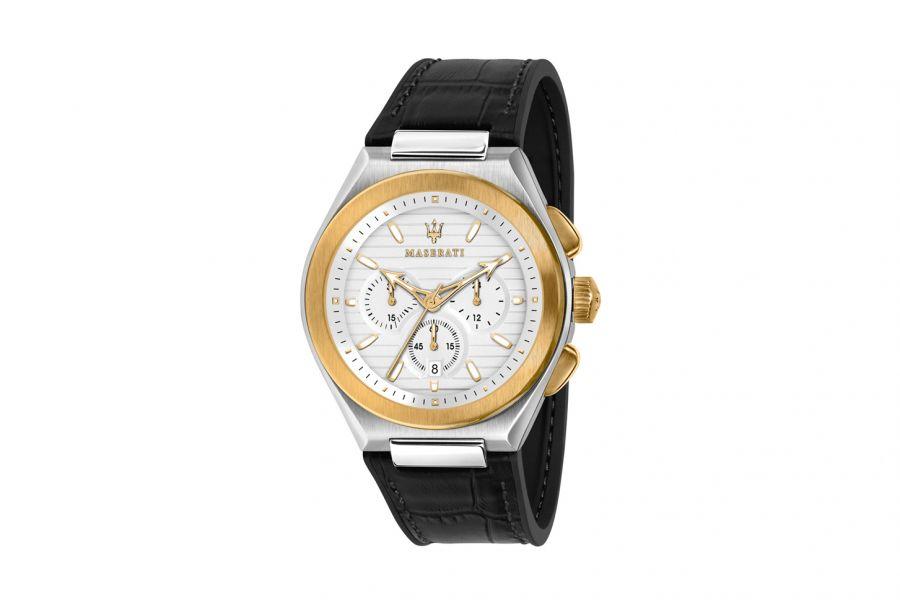 Maserati R8871639004 Heren Horloge 43mm 10ATM