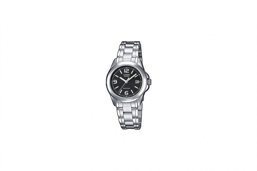 Casio LTP-1259PD-1A Dames Horloge 28mm WR 30mt