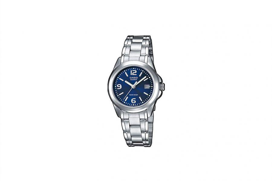 Casio LTP-1259PD-2A Dames Horloge 28mm WR 30mt