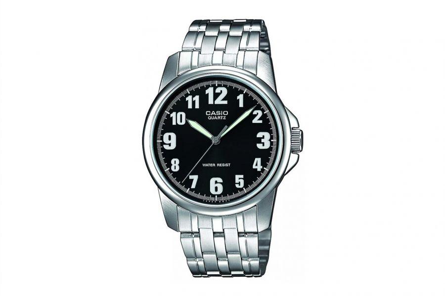Casio MTP-1260PD-1B Heren Horloge 40mm WR 30mt