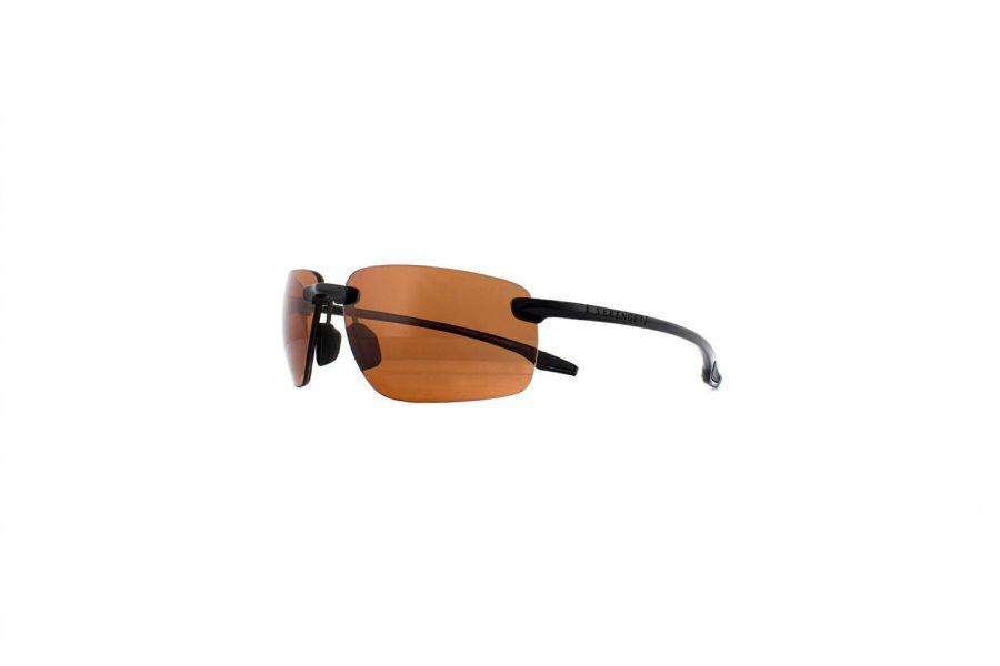 Serengeti Sunglasses 8500 Erice 64 Shiny Black