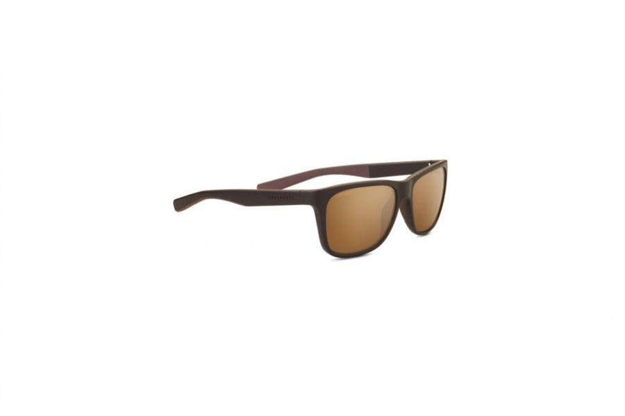 Serengeti Sunglasses 8684 Livio 57 Sanded Brown