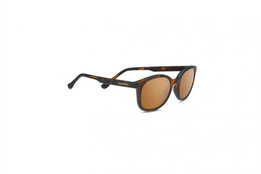 Serengeti Sunglasses 8770 Mara 51 Matte Tortoise