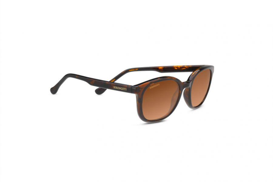 Serengeti Sunglasses 8773 Mara 51 Shiny Tortoise