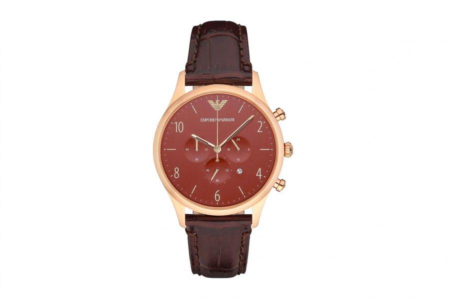 Emporio Armani AR1890 Heren Horloge 43mm 5 ATM