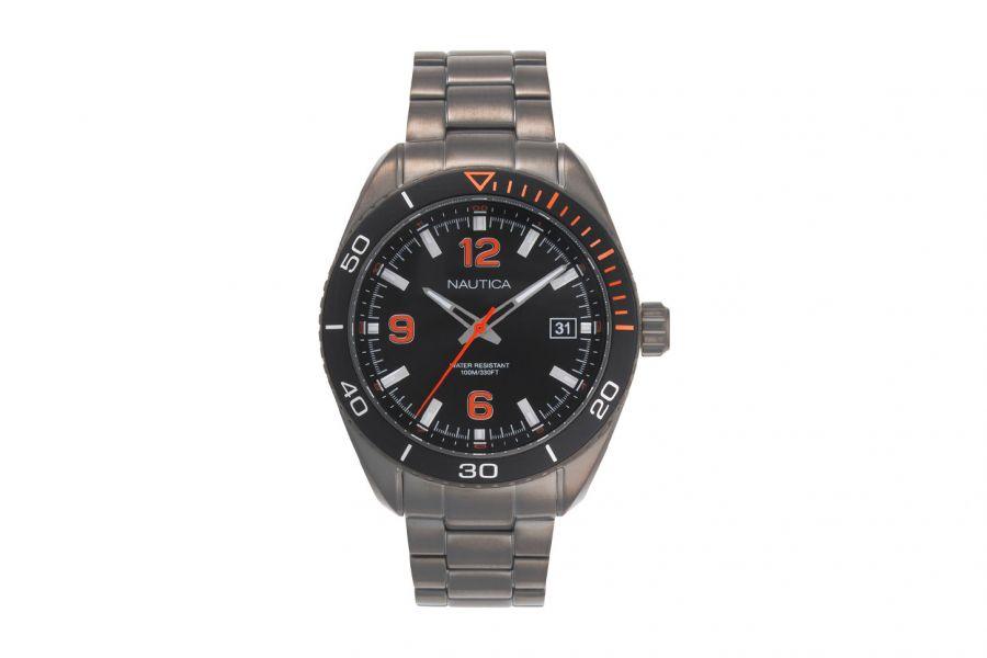 Nautica  NAPKBN006 Heren Horloge 44mm 10 ATM