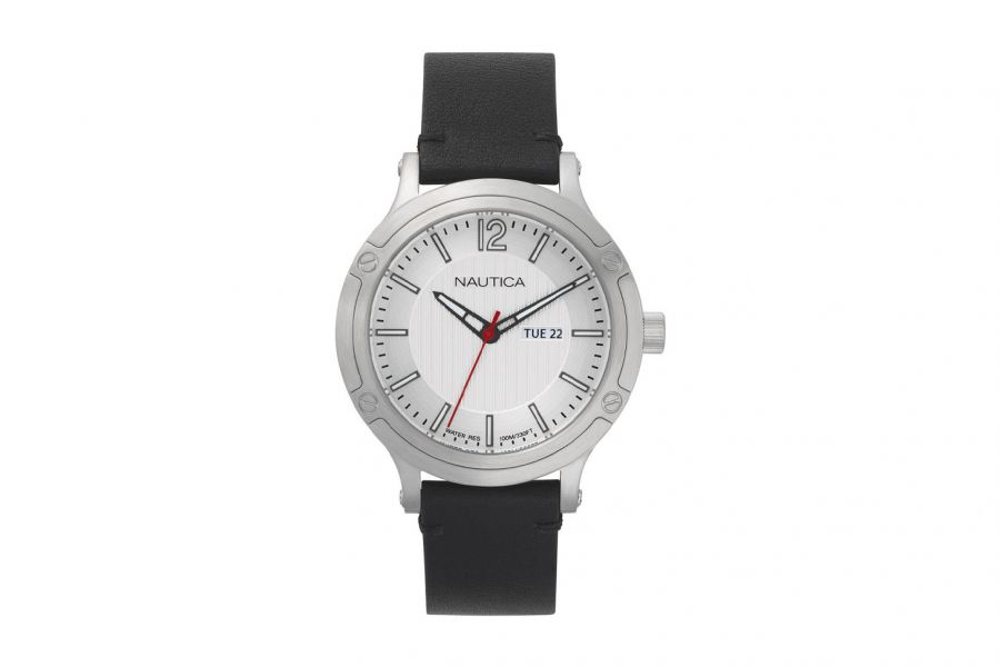 Nautica  NAPPRH016 Heren Horloge 44mm 10 ATM