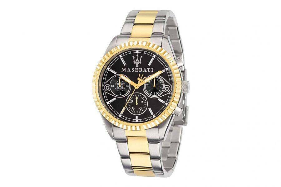 Maserati R8853100016 Heren Horloge 43mm 10ATM