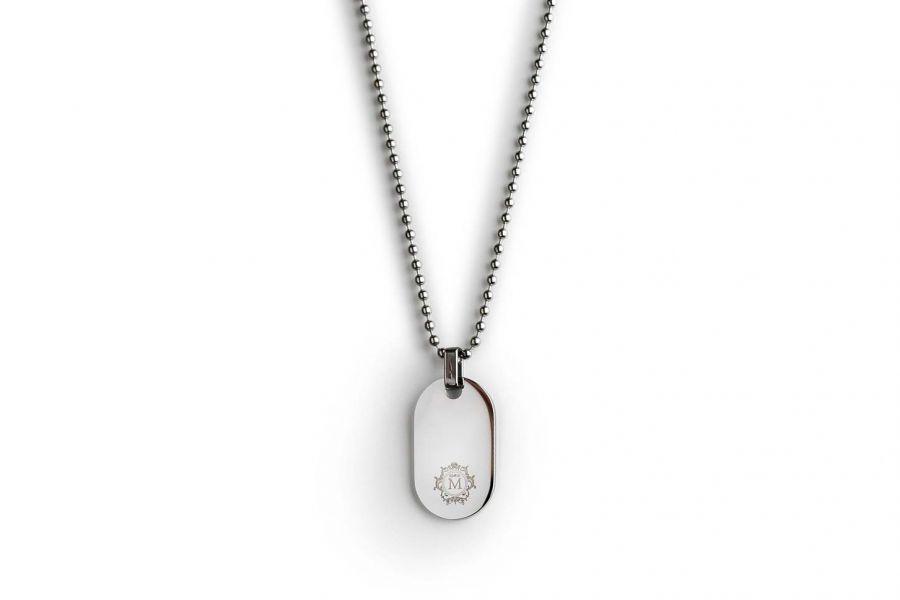 Monomen Jewelry MM10749 Halsketting Heren 56 cm