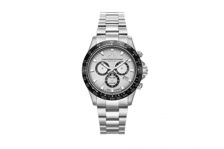 Christophe Duchamp Grand Mont Heren Horloge 42mm CD7101-11