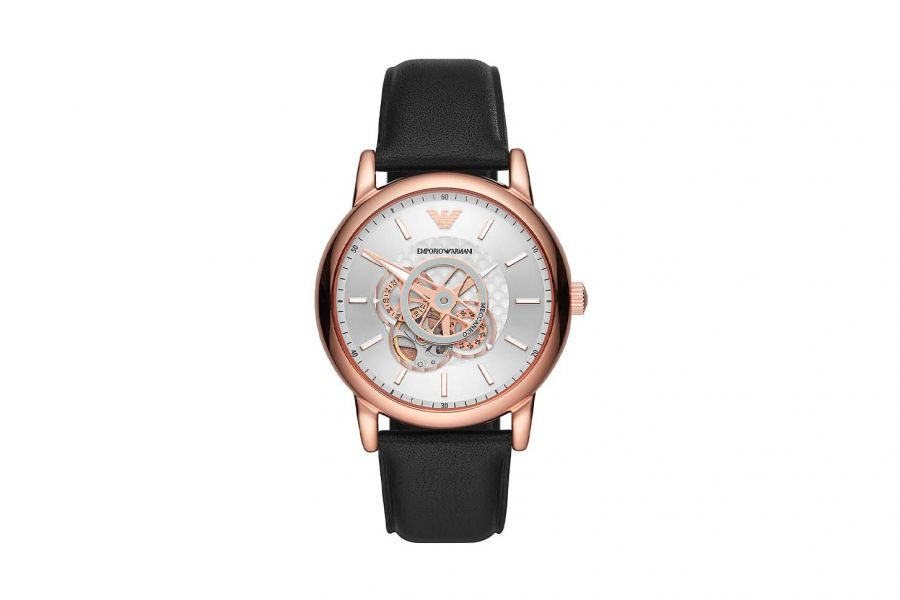 Emporio Armani AR60013 Heren Horloge 43mm 5ATM