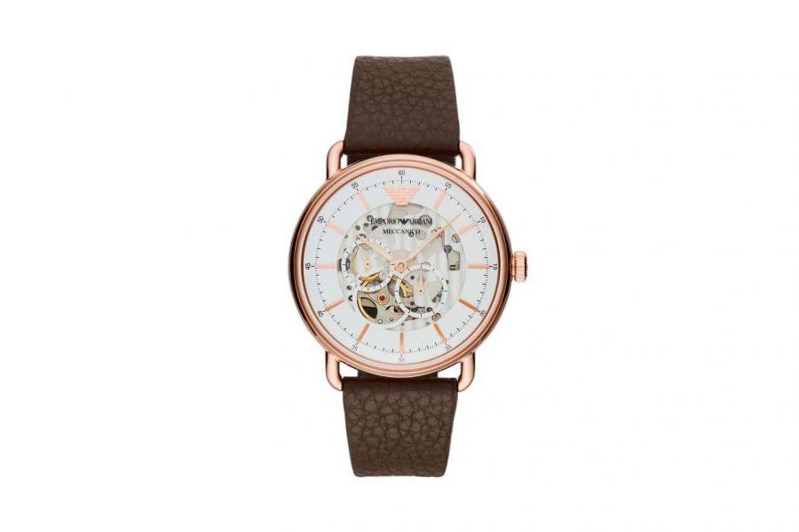 Emporio Armani AR60027 Heren Horloge 43mm 5ATM