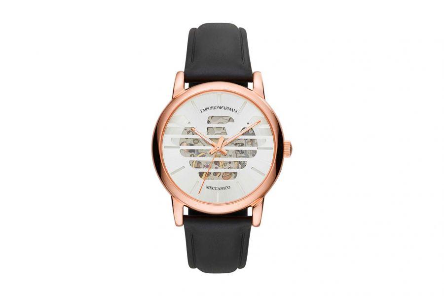 Emporio Armani AR60031 Heren Horloge 43mm 5ATM