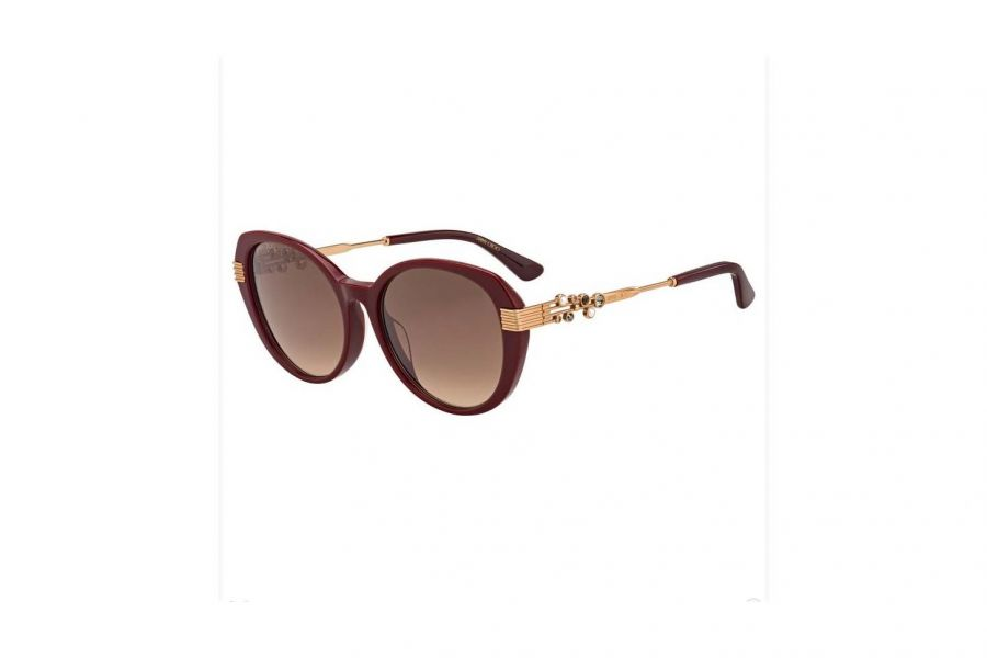 Jimmy Choo ORLY/F/S OLHF PD23 Zonnebril Dames 56x18x140