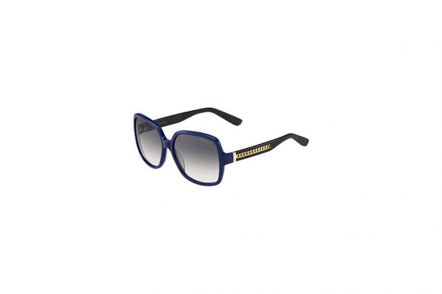 Jimmy Choo PATTY/S 117 BLUE BLACK Zonnebril Dames 59x17x135