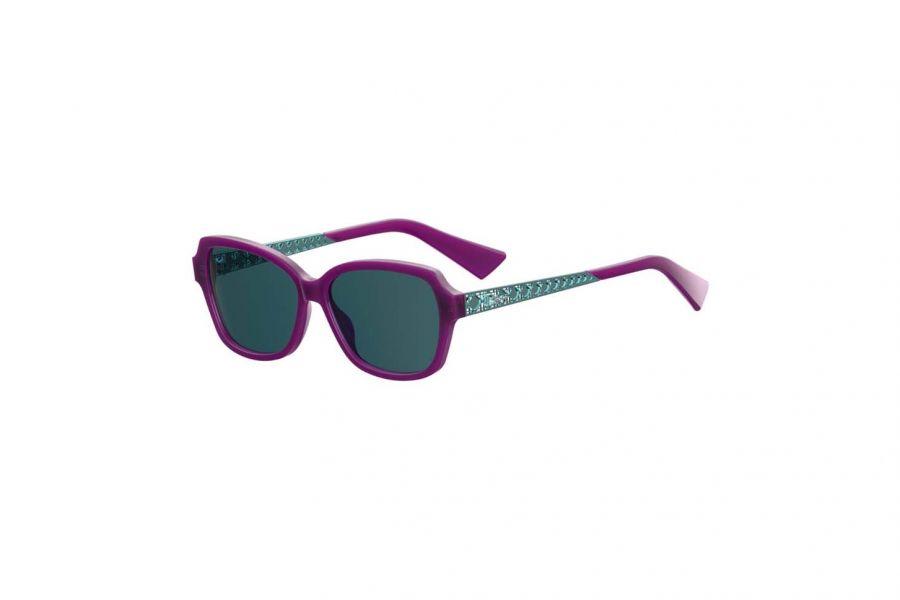 Dior Zonnebril DIORAMA5N V06 VIOLET BLUE Dames Zonnebril 56x14x145