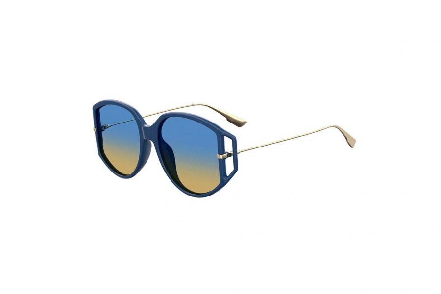 Dior Zonnebril DIORDIRECTION2 PJP BLUE Dames Zonnebril 54x17x145