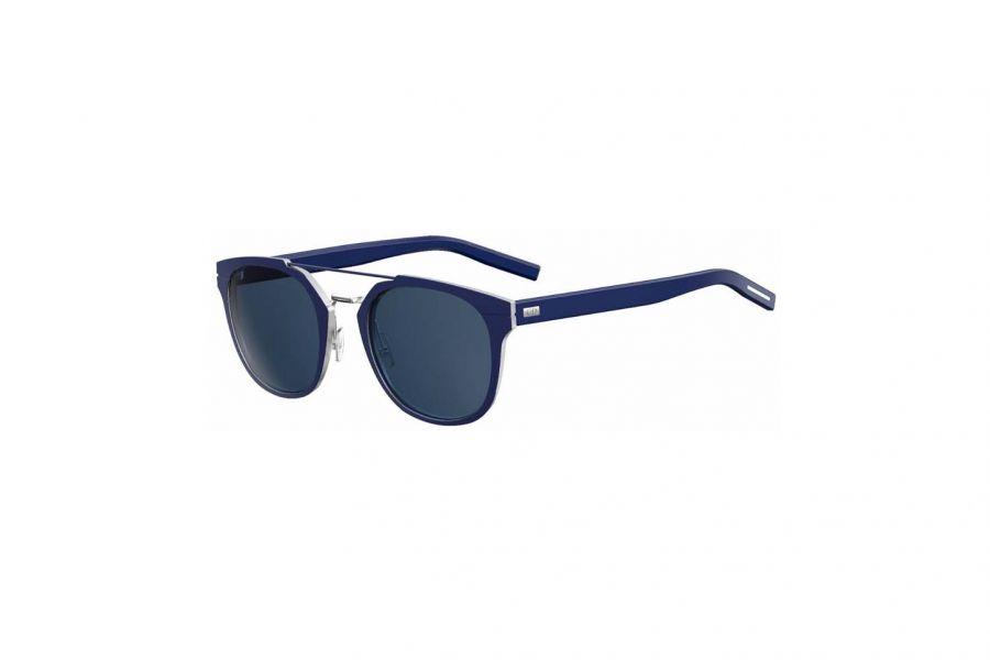 Dior Zonnebril AL13.5 SCB SILVER BLUE Dames Zonnebril 52x23x145
