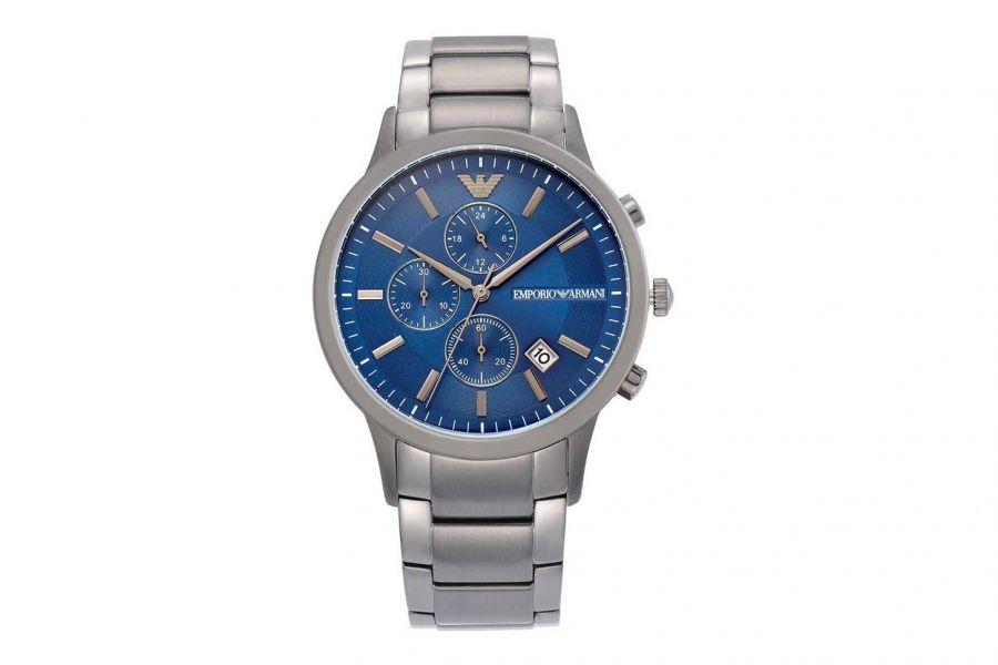 Emporio Armani AR11215 Heren Horloge 43mm 5ATM