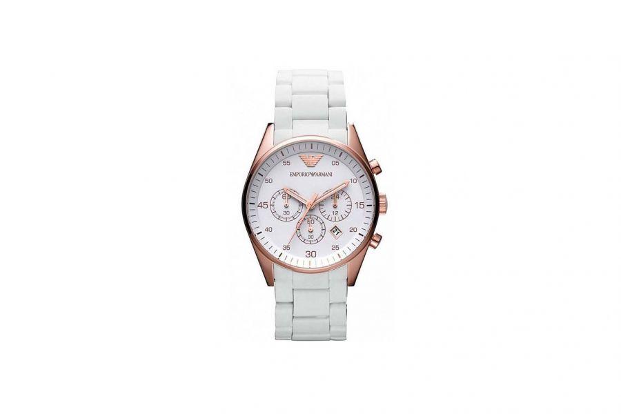 Emporio Armani AR5919 Dames Horloge 43mm 5ATM
