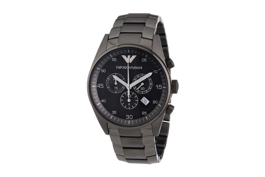 Emporio Armani AR5964 Heren Horloge 43mm 5ATM