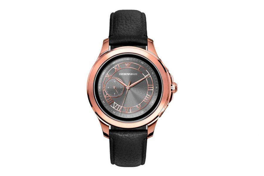 Emporio Armani ART5012 Connected Heren Horloge 43mm 5ATM