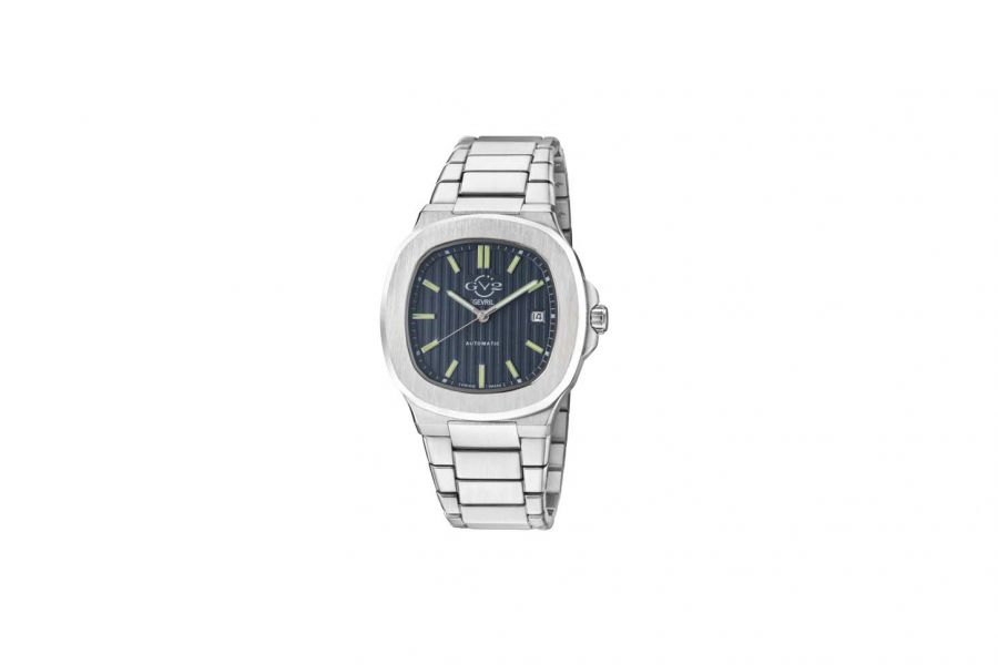 Gevril GV2 Potente Men's Swiss Automatic Stainless Steel 18101