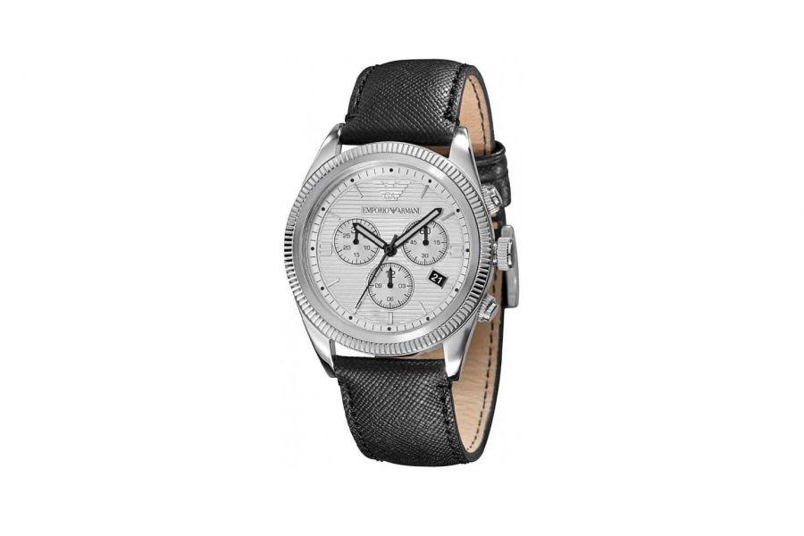 Emporio Armani AR5895 Unisex Horloge 40mm 5 ATM