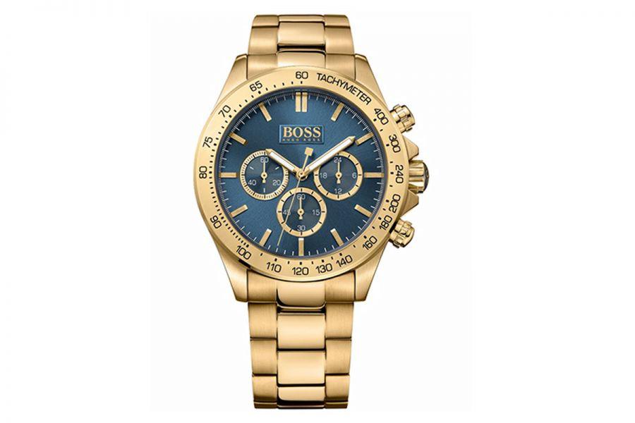 Hugo Boss Ikon HB1513340 Heren Horloge 45mm 10 ATM