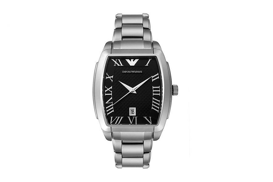 Emporio Armani AR0935 Heren Horloge 41mm 5ATM