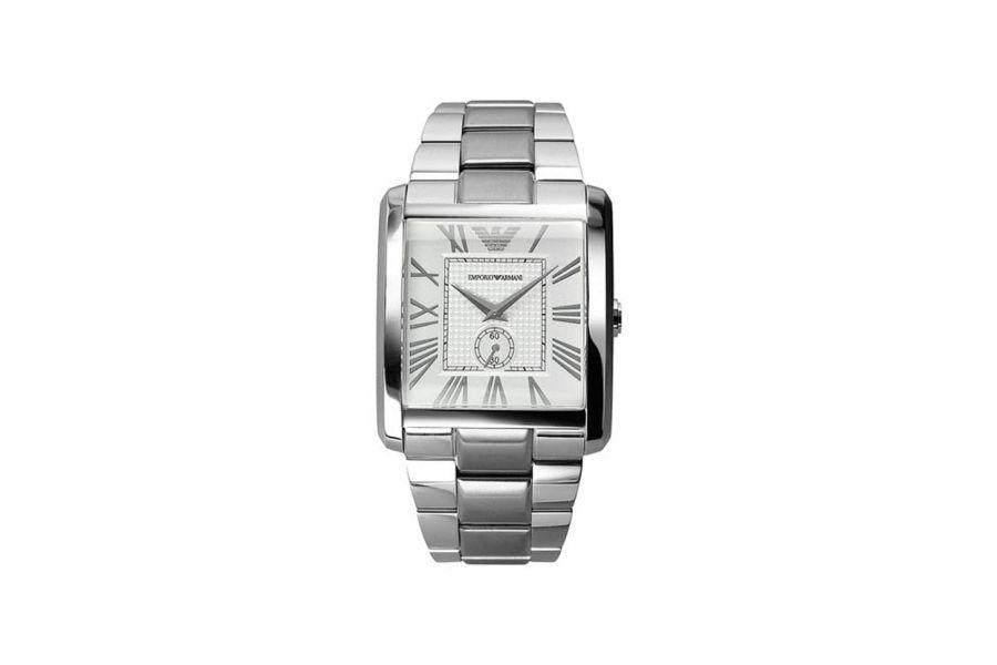 Emporio Armani AR1643 Heren Horloge 34mm 5ATM