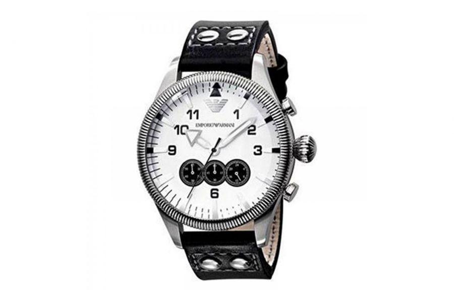 Emporio Armani AR5836 Heren Horloge 44mm 5ATM