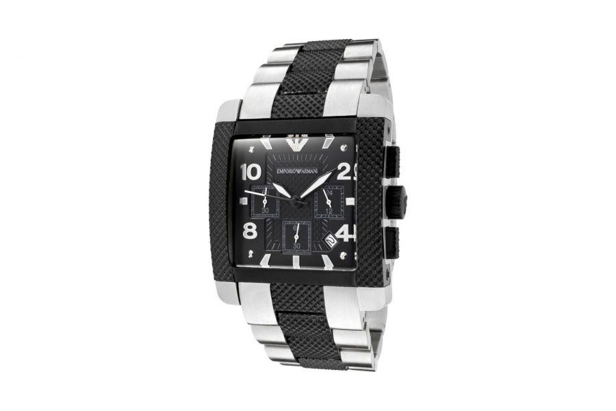 Emporio Armani AR5842 Heren Horloge 40mm 5ATM