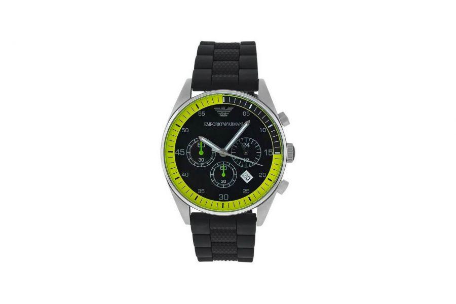 Emporio Armani AR5865 Unisex Horloge 43mm 5ATM