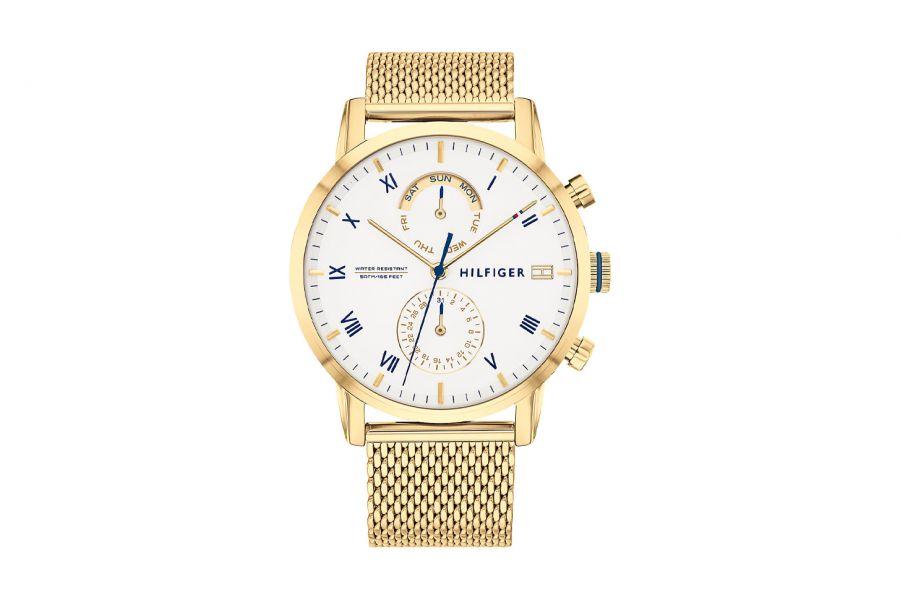 Tommy Hilfiger 1710403 Heren Horloge 44m 5ATM