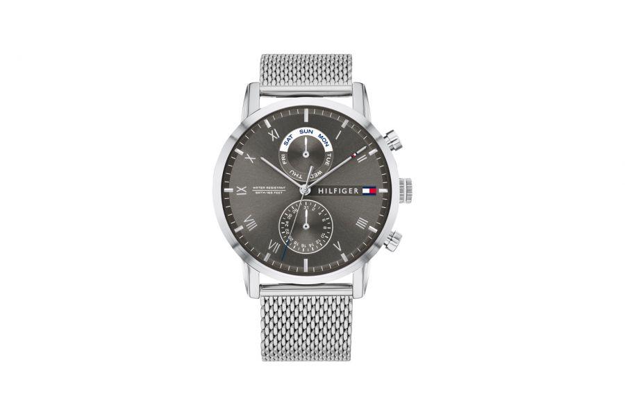 Tommy Hilfiger 1710402 Heren Horloge 44mm 5ATM