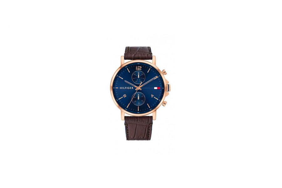 Tommy Hilfiger 1710418 Heren Horloge 44mm 5ATM