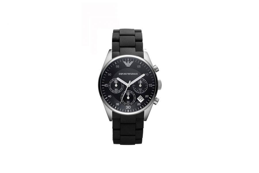 Emporio Armani Tazio AR5868 Heren Horloge 39mm 5 ATM
