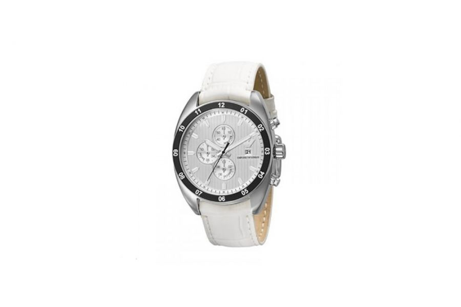 Emporio Armani AR5915 Heren Horloge 42mm 5 ATM