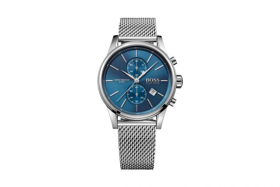 Hugo Boss Jet HB1513441 Heren Horloge 41mm 5 ATM