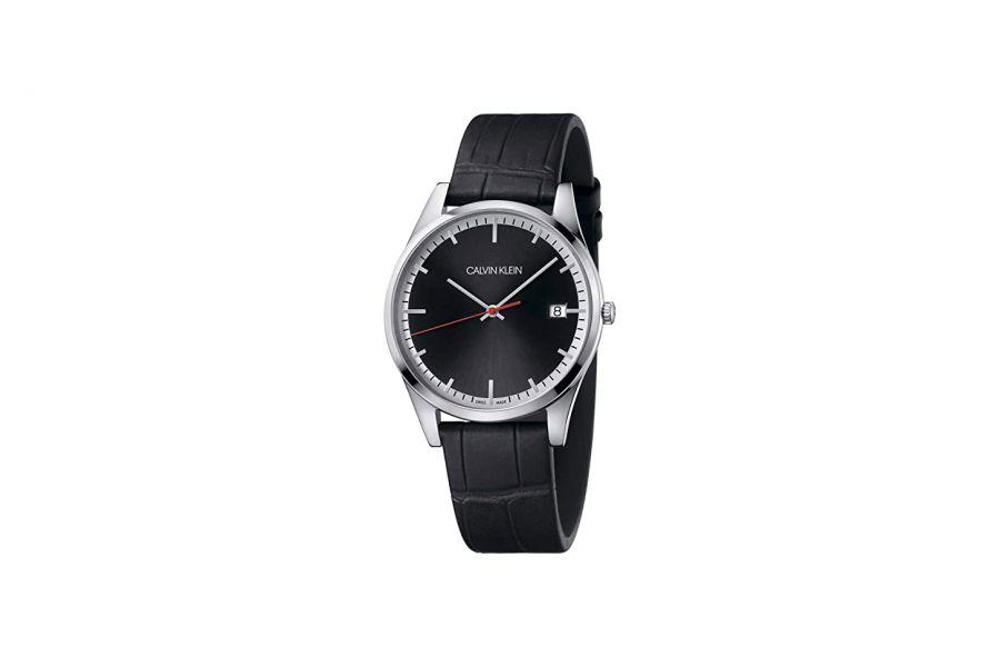 Calvin Klein K4N211C1 Heren Horloge 40 mm WR 30mt
